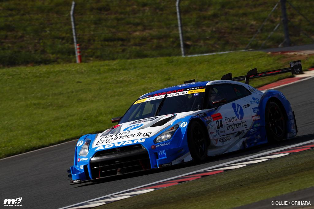 2016 SUPER GT Rd5 FUJI