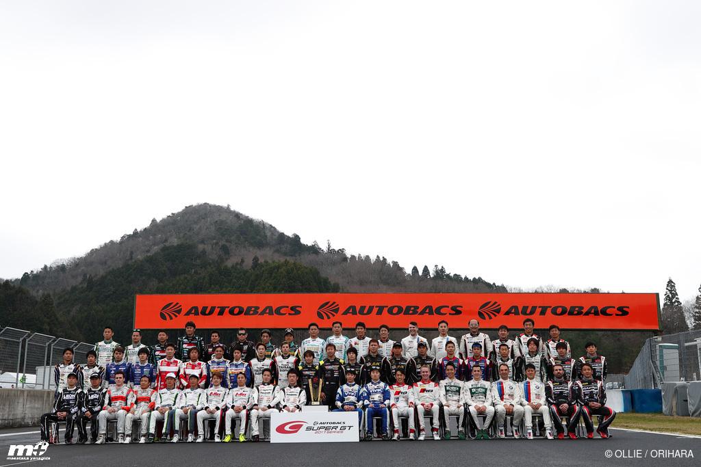 2017 SUPER GT Rd1 OKAYAMA