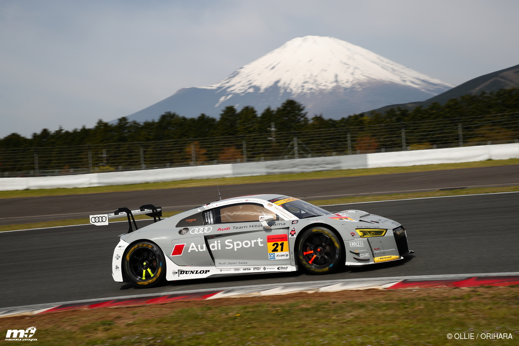 2017 Super GT Rd2 FUJI